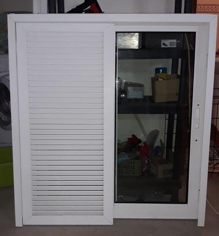 Janelas aluminio Vidro Duplo - Porta Aluminio Sacada