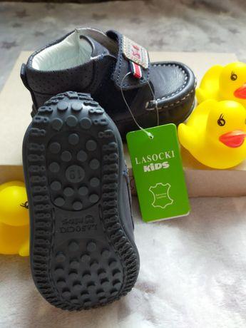 Nowe buciki Lasocki