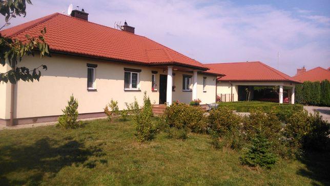 sprzedam dom-dworek energooszczędny ekologiczny bezpośrednio + garaż