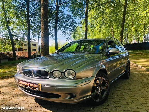 Jaguar X-Type SW 2.0 D Executive