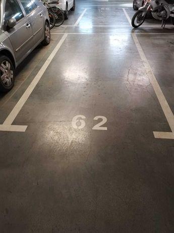 Miejsce parkingowe w garażu podziemnym Zakładowa