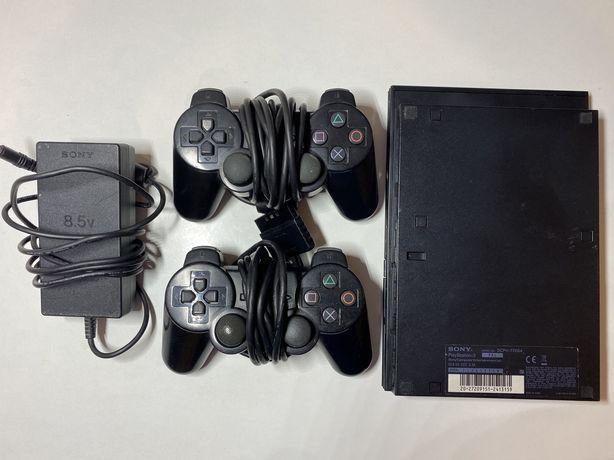 Sony Playstation 2 slim PS2 Super Slim