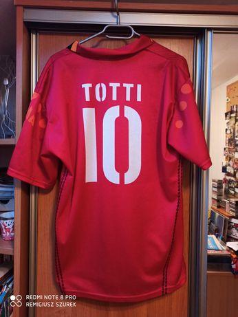 Koszulka AS Roma Francesco Totti L XL