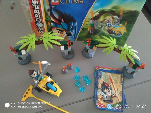 Lego Chima Original Americano