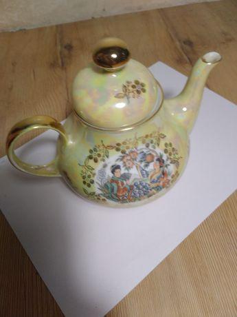 Чайник ГДР. Изготовлен до 1980 года.