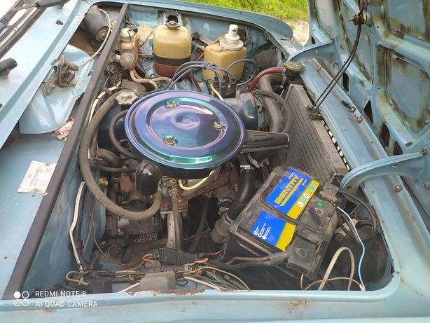 Двигатель ВАЗ 011!