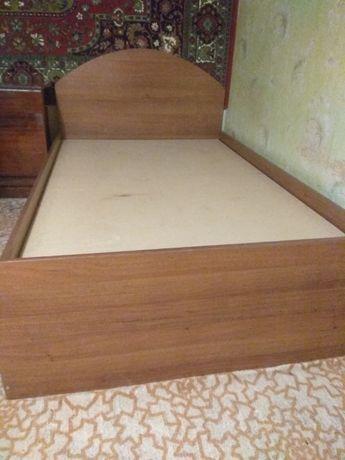 Кровать с матрацом 120х200