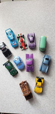 Машинки герои Тачки