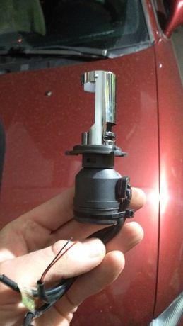 Лампы ксеноновые в противотуманки 35w
