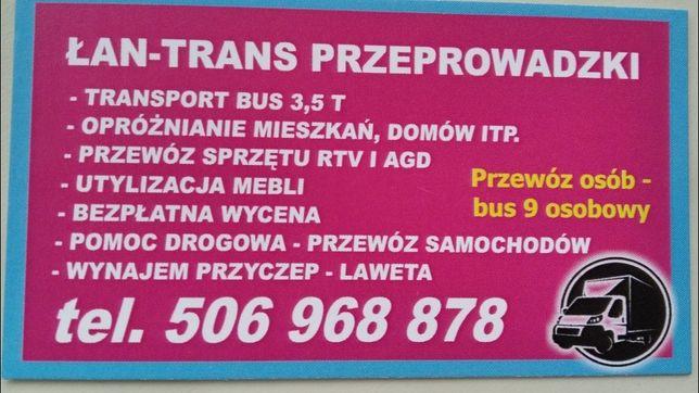 Przeprowadzki transport