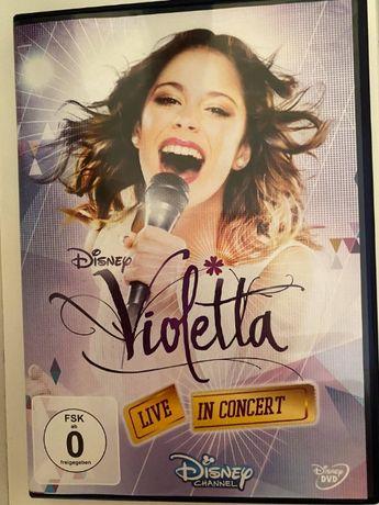 Violetta - Płyta na DVD