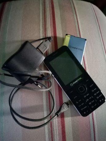 Tani Telefon manta w cenie ladowarki .