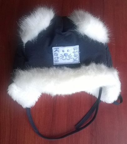 Продам детскую зимнюю шапку Kets (42)