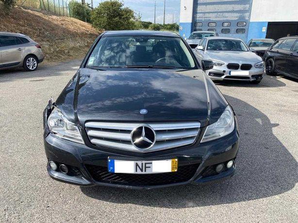 Mercedes C220CDI (W204) 170CV de 2012