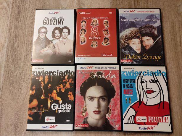 Filmy DVD różne - 21 tytułów