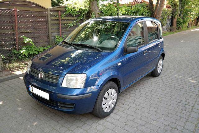 Fiat Panda Pierwszy Właściciel OC 27.04.2022 Przegląd 28.04.2022r