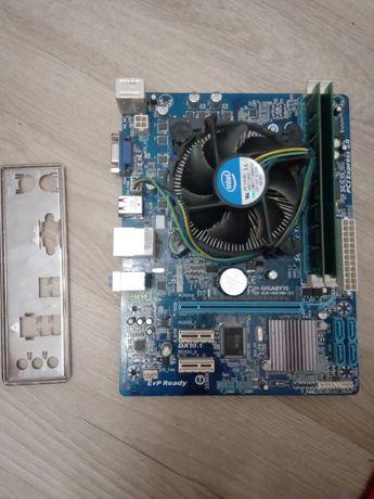 Комплект: Core i5-3570, Gigabyte GA-H61M-S1, 12 ГБ ОЗУ DDR3 1600