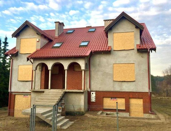 Dom dwurodzinny wolnostojący Olsztyn Redykajny