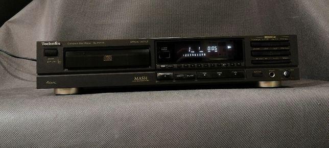 Jednopłytowy odtwarzacz CD Technics model SL-P377A. - Zobacz !