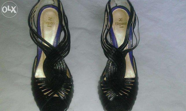 sandały eleganckie