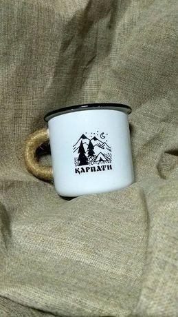 кружка горы (с логотипом)