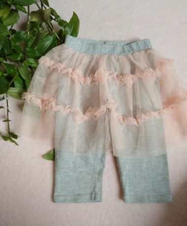 Spodnie na dziewczynkę