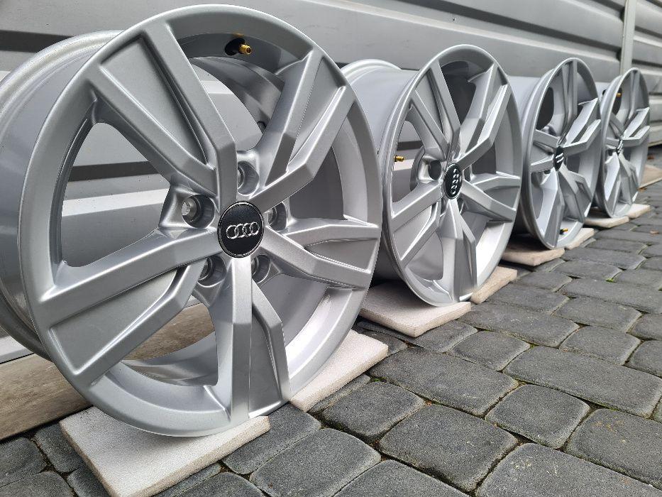 """FABRYCZNIE NOWE Oryginalne Felgi Audi 16"""" A3 A4 A6 A8 Q3 TT Warszawa - image 1"""