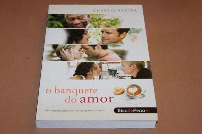 O Banquete do Amor de Charles Baxter