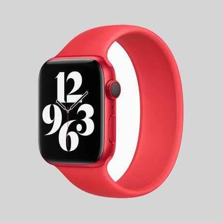 Apple Watch 6 44mm red Гарантия