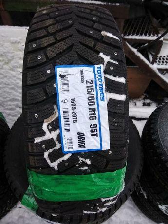 Зимние шины 215/60 R16 Toyo Ice-Freezer ШИП - РАССРОЧКА 0%, НП - 30%