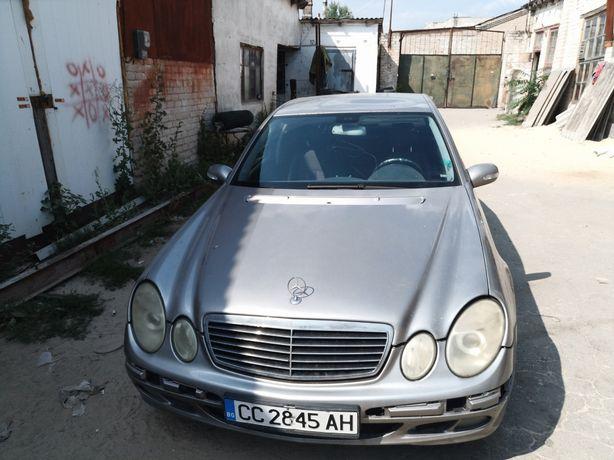 Mercedes w211 2.7