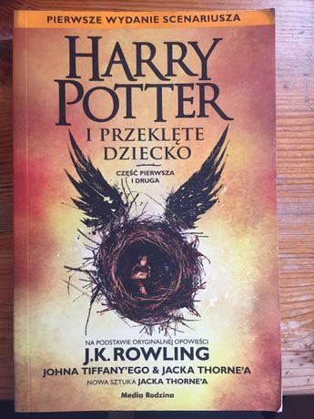 Harry Potter i przeklęte dziecko JK Rowling