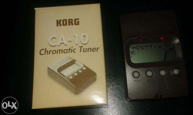 Afinador Guitarra - Korg CA-10