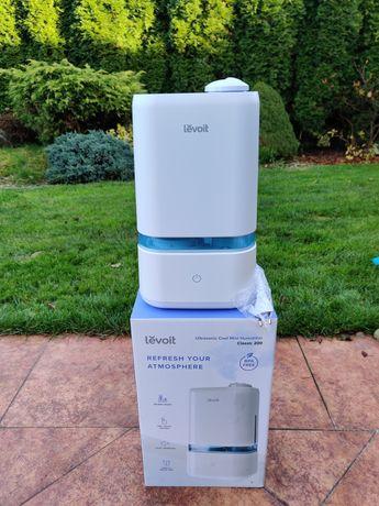 Ultradźwiękowy nawilżacz powietrza levoit classic 200 zwalcza wirusy