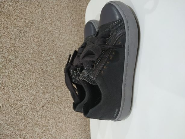 Кожаные полуботинки, туфли geox