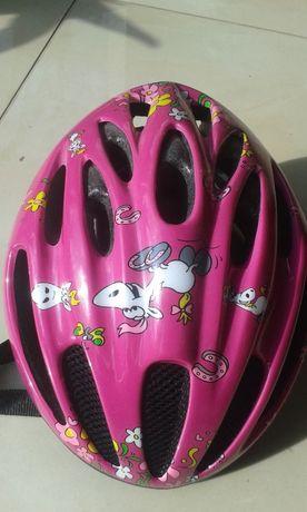 Kask dziecięcy na rower, rolki, hulajnogę