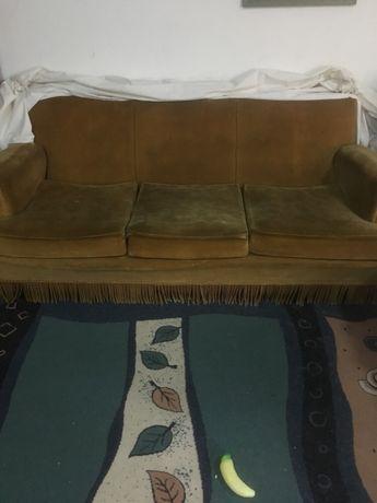 Terno de sofas antigos