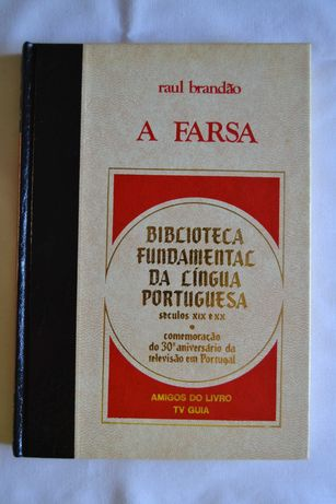 """""""A Farsa"""" de Raul Brandão"""