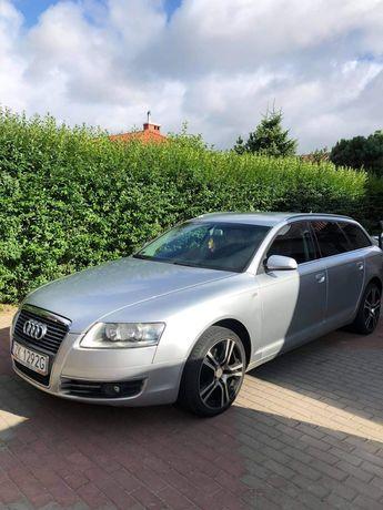 Audi A6  boryca matek francuska 6