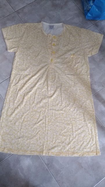 Camisa dormir maternidade