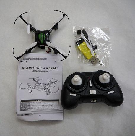 Квадрокоптер минидрон Eachine H8 mini + 2 винта