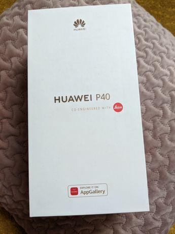 Huawei p 40 8/256 Black jak nowy okazja zamiana S10 inne