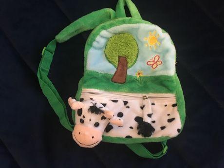 Plecak dla dziecka krowka