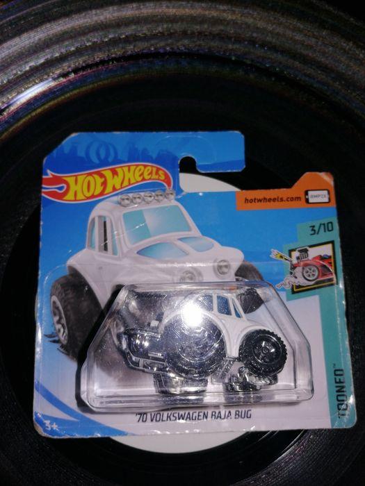 Hotwheels '70 Volkswagen baja bug Owczarnia - image 1