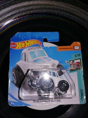 Hotwheels '70 Volkswagen baja bug