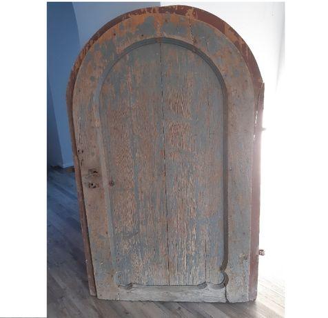 Stare drzwi dekoracyjne, dekoracja shabby chic, vintage