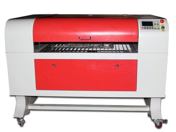 Laser co2 ploter 60x90 130w grawerka 2 lata