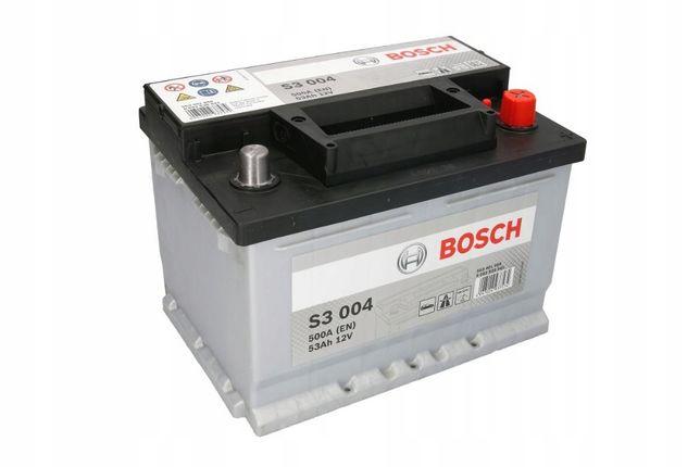 Akumulator BOSCH S3 53Ah 500A P+ Akumulatory Zgierz