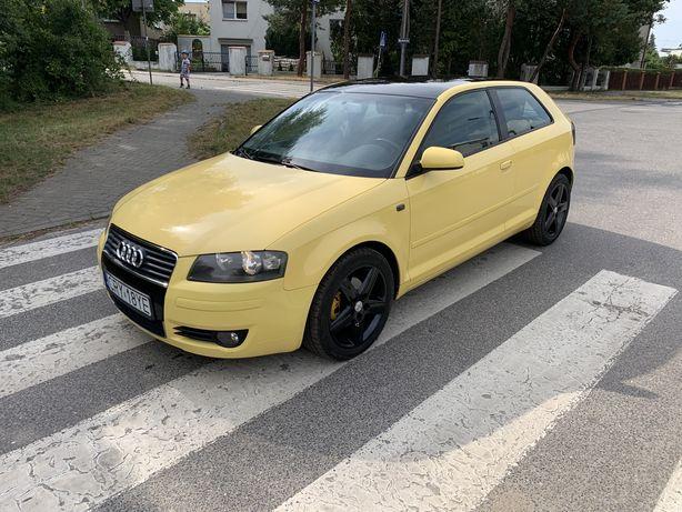 Audi A3 8P 1.6 MPI
