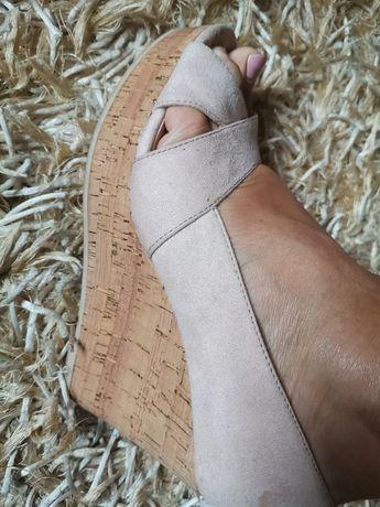 Sapato Rosa velho